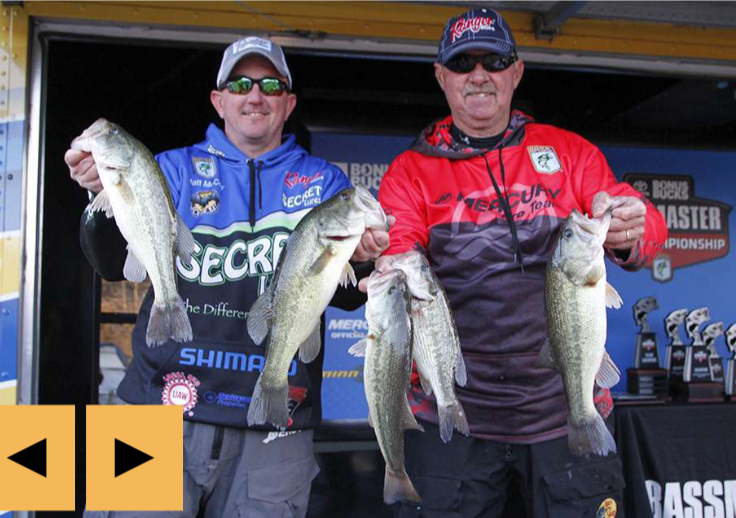 The Secret is Out for Bass Fishing Tournaments | Secret Lures